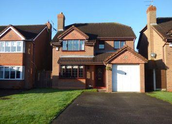Thumbnail 4 bed detached house for sale in Mulberry Way, Hilton, Derby, Derbyshire