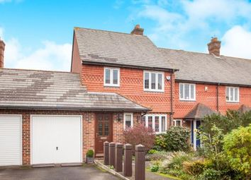 Thumbnail 3 bed end terrace house for sale in Cherry Orchard, Old Wives Lees, Canterbury, Kent