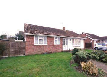 Thumbnail 3 bed bungalow for sale in Devereaux Close, Walton On The Naze, Essex