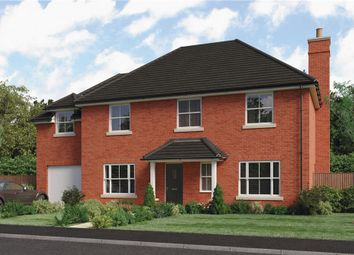 "Thumbnail 5 bed detached house for sale in ""Arundel"" at Clappers Lane, Bracklesham Bay, Chichester"