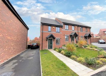 Thumbnail 2 bed end terrace house for sale in Dutimoors Drive, Lawley, Telford