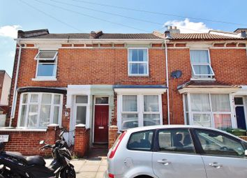 Thumbnail 3 bed terraced house for sale in Hatfield Road, Southsea