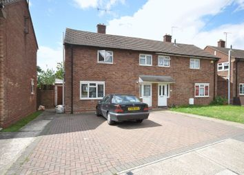 Thumbnail 3 bed semi-detached house for sale in Plume Avenue, Prettygate, Colchester