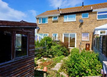 2 bed terraced house for sale in Cheyne Close, Portland DT5