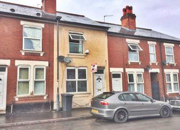 Thumbnail 3 bedroom terraced house for sale in Rutland Street, Pear Tree, Derby