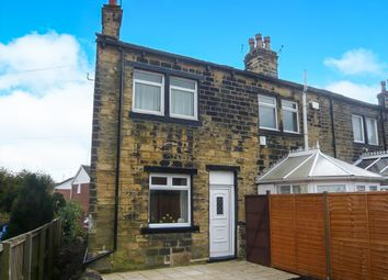 Thumbnail 1 bedroom end terrace house for sale in Lumby Lane, Pudsey