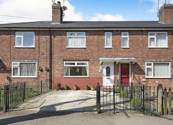 Thumbnail 2 bed terraced house for sale in Central Avenue, Beverley