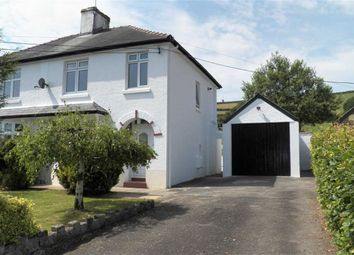 Thumbnail 3 bed semi-detached house for sale in Bronwydd Road, Carmarthen