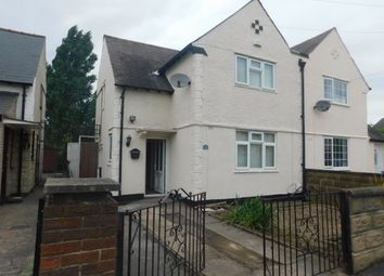 Thumbnail 3 bedroom semi-detached house to rent in Abingdon Street, Derby