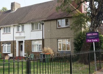 Thumbnail 2 bedroom terraced house for sale in Botha Road, London