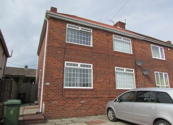 Thumbnail 3 bed semi-detached house to rent in Lingey Gardens, Wardley, Gateshead