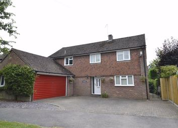 4 bed detached house for sale in Marlston Road, Hermitage, Thatcham, Berkshire RG18