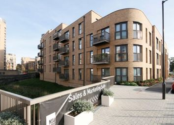 Thumbnail 2 bed flat for sale in Ruby Court, New South Quarter, Cabot Close, Croydon