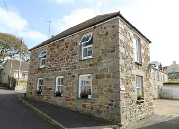 Thumbnail 3 bed cottage for sale in Thomas Terrace, Porthleven, Helston