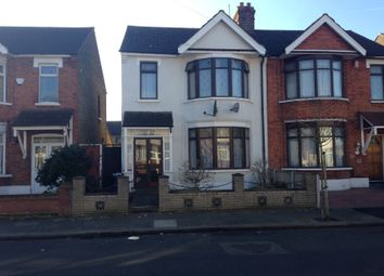 Thumbnail 4 bed semi-detached house to rent in Woodstock Gardens, Ilford
