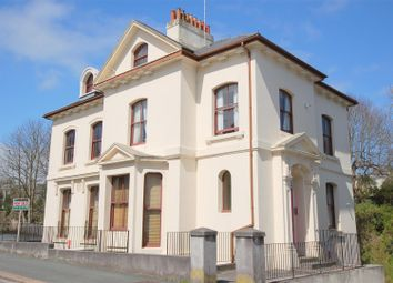Thumbnail 1 bed flat for sale in Garfield Terrace, Stoke, Plymouth