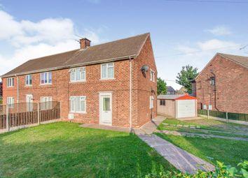 Thumbnail 3 bed semi-detached house for sale in Baulk Lane, Harworth, Doncaster