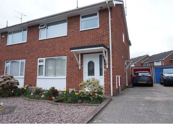 Thumbnail 3 bed semi-detached house for sale in Symes Road, Poole