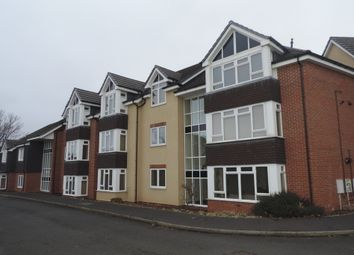 Thumbnail 1 bed flat to rent in Penkvale Road, Stafford