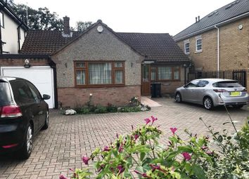 Thumbnail 3 bedroom detached bungalow to rent in Tomswood Road, Chigwell