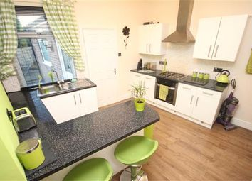 Thumbnail 2 bed end terrace house to rent in Cardwell Street, Northwood, Stoke-On-Trent