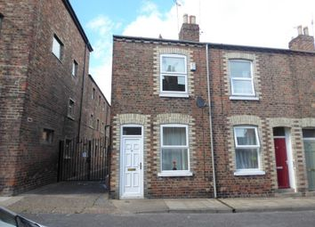 Thumbnail 2 bed terraced house to rent in Lower Ebor Street, York, North Yorkshire