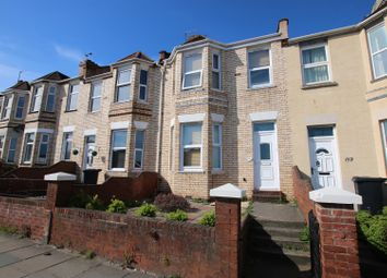 Thumbnail 3 bed terraced house for sale in Pinhoe Road, Exeter
