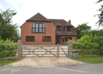 Thumbnail 4 bed detached house to rent in Sprigs Holly Lane, Chinnor