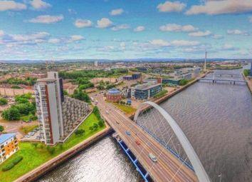 Thumbnail 2 bedroom flat for sale in Mavisbank Gardens, Qe3 Building Festival Park, Glasgow, Lanarkshire