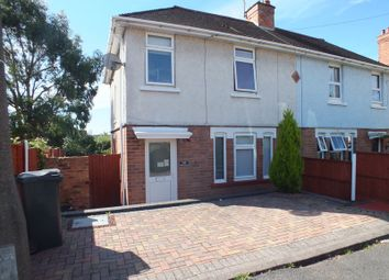 Thumbnail 3 bed semi-detached house for sale in Hollymount, Worcester, Worcestershire