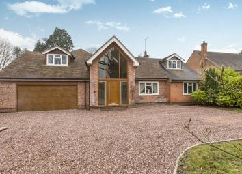 Thumbnail 5 bed detached house for sale in Norley Road, Cuddington, Northwich, Cheshire