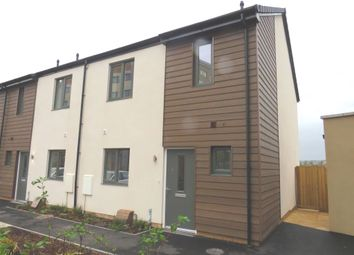 Thumbnail 3 bed end terrace house for sale in Firepool View, Taunton
