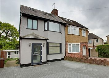 Thumbnail 5 bed semi-detached house for sale in Hayes End Drive, Hayes