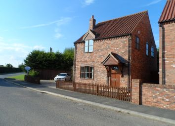 Thumbnail 3 bed detached house to rent in Nocton Park Road, Lincoln