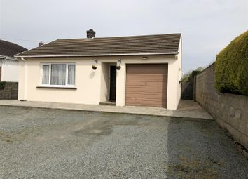 4 bed detached bungalow for sale in Crundale, Haverfordwest SA62