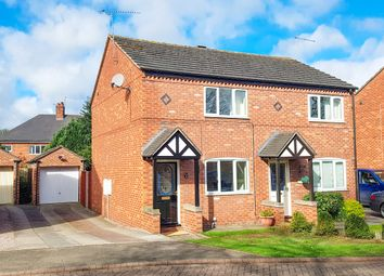 Thumbnail 2 bed semi-detached house to rent in The Blankney, Nantwich