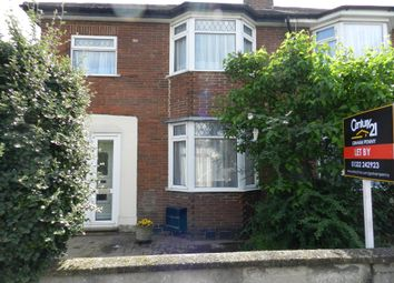 Thumbnail 3 bed semi-detached house to rent in Greenland Avenue, Kingsway, Derby