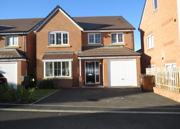 Thumbnail 4 bed property to rent in Salmon Drive, Chelmsley Wood, Birmingham