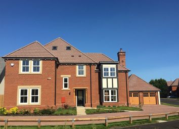 Thumbnail 5 bedroom detached house for sale in The Willow, Wrestlers Grove, Langford, Beds