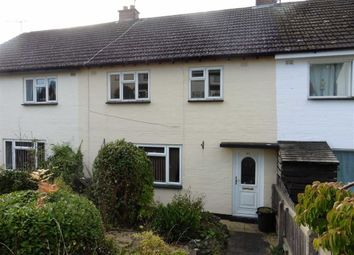 Thumbnail 3 bedroom terraced house to rent in 44, Pentre Gwyn, Trewern, Welshpool, Powys