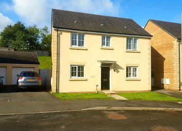 Thumbnail 3 bed detached house for sale in Ffordd Y Glowyr, Betws, Ammanford, Carmarthenshire.