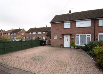 Thumbnail 3 bed semi-detached house for sale in Oliver Whitby Road, Chichester