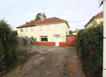Thumbnail 3 bedroom semi-detached house for sale in Thornhill Park Road, Southampton