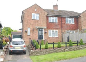 Thumbnail 3 bed semi-detached house for sale in Shirley Avenue, Old Coulsdon, Coulsdon