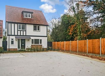 Thumbnail 4 bed detached house for sale in Hayes Lane, Kenley, Surrey