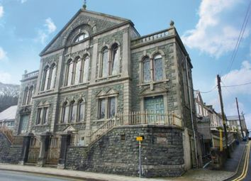 Thumbnail 2 bed maisonette for sale in Capel Garth, Bank Place, Porthmadog