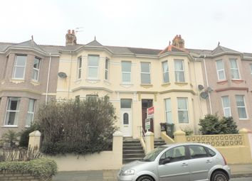 Thumbnail 2 bed flat for sale in Beaumont Road, St Judes, Plymouth