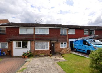 Thumbnail 3 bed terraced house for sale in Kingsway, Blackwater, Surrey