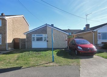 Thumbnail 2 bed detached bungalow for sale in Hallet Road, Canvey Island, Essex
