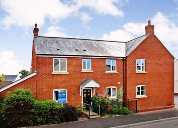Thumbnail 3 bed semi-detached house for sale in St. James Way, Tiverton